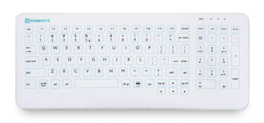 USB medische toetsenborden